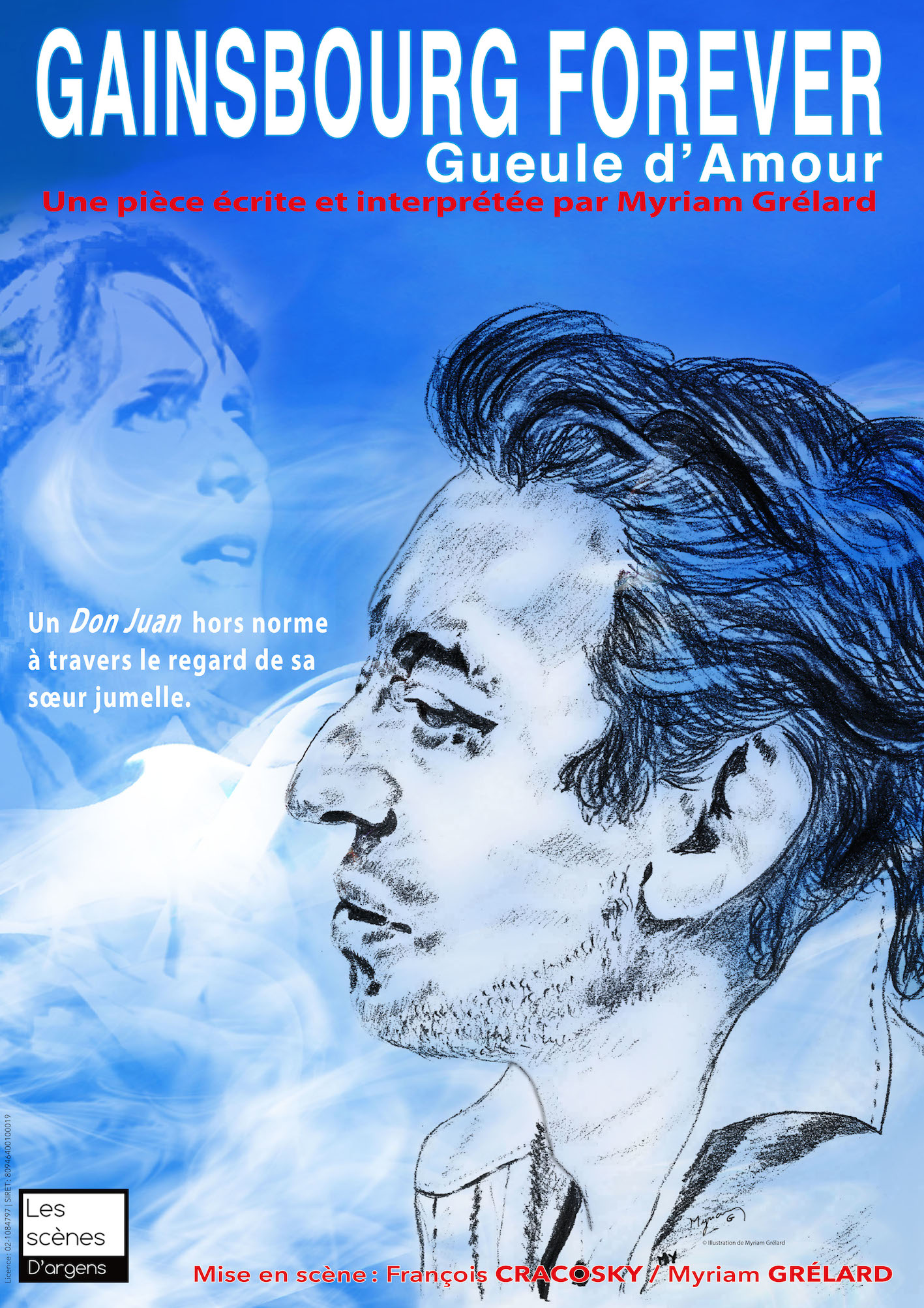 gueule d amour gainsbourg forever